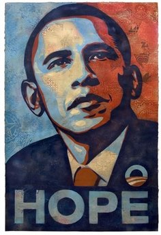 Obama Portrait Gallery